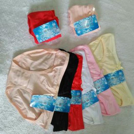 Set 10 quần lót cotton phom nhỏ dưới 35kg