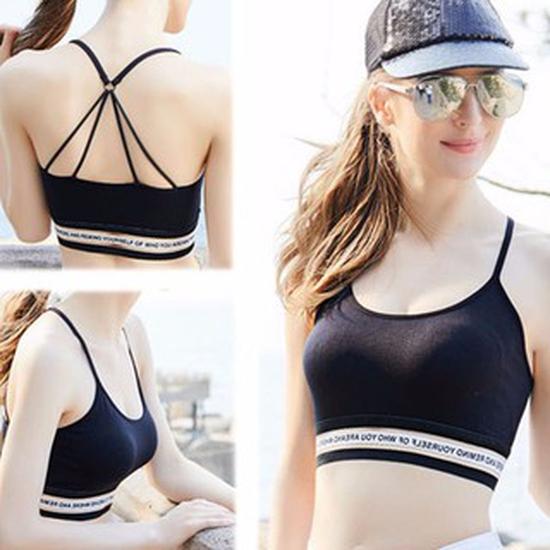 Áo bra nữ mới AL13 viền chữ vrg1503
