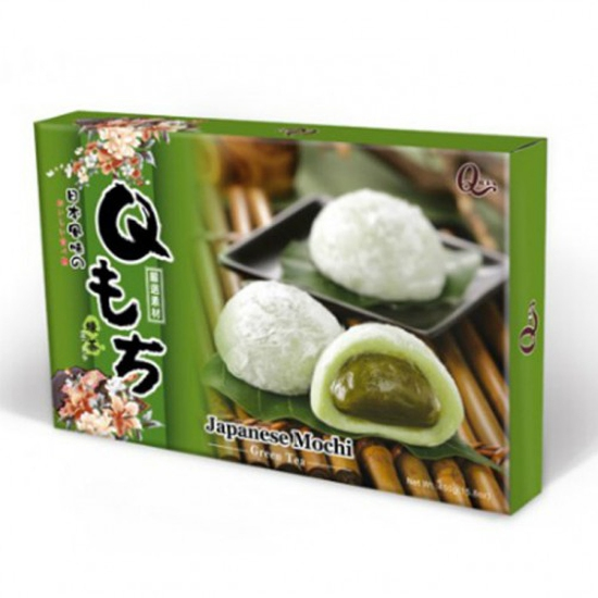 Bánh Mochi Qidea Trà Xanh 210g