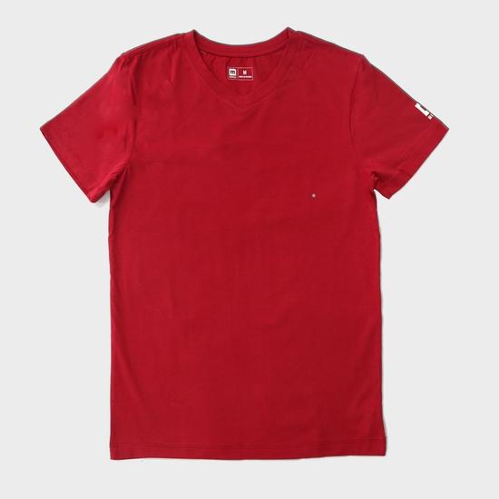 Áo phông cổ tim Melange MC 63.05