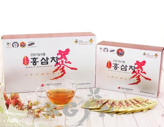 Trà hồng Sâm Hàn Quốc cao cấp