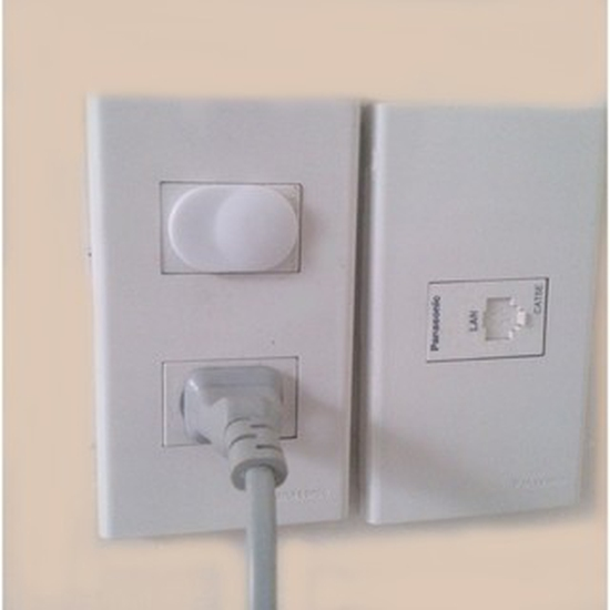 Bộ 10 nút bịt ổ điện an toàn cho bé