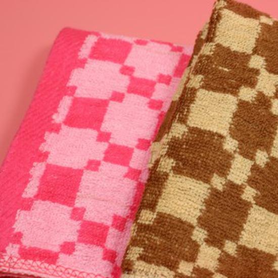 Combo 5 khăn mặt, khăn rửa mặt nhiều màu đa dạng