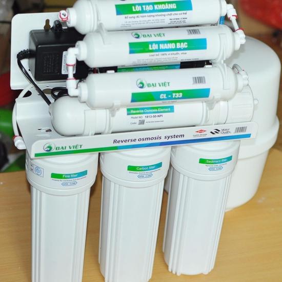 Máy lọc nước Đại Việt ( Viện hàn lâm KH VN) vast-7