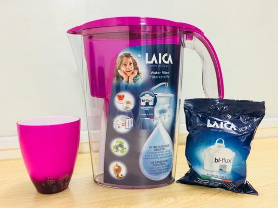Bình lọc nước cao cấp Laica J11A (Sr1000) made in Italy