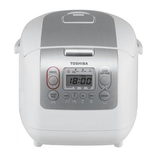 Nồi cơm điện tử Toshiba RC-18NMF(WT)A 1,8L