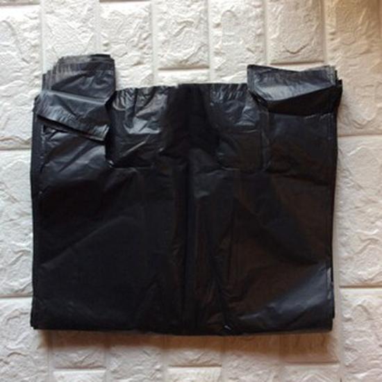 3 cuộn túi đựng rác tự phân hủy An Lành 43x53cm 0.5kg