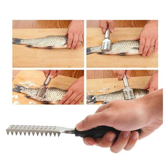 Dụng cụ đánh vảy cá chuyên nghiệp