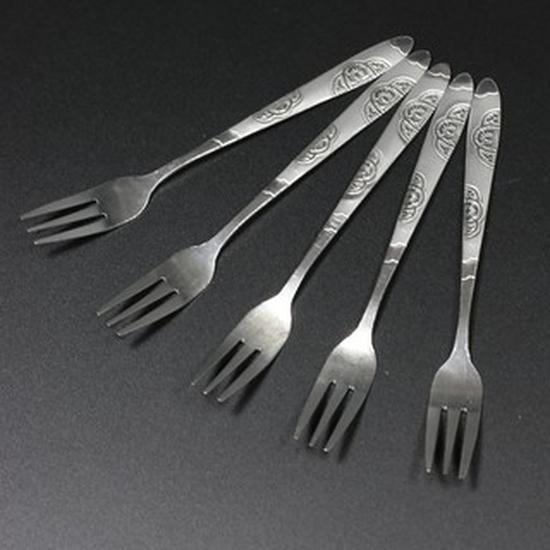 Bộ 5 nĩa Inox đẹp giá tốt