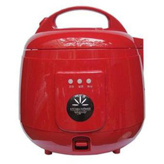 Nồi cơm Kitchen Flower Cookin RM-NA05 (Đỏ) - Hàng nhập khẩu
