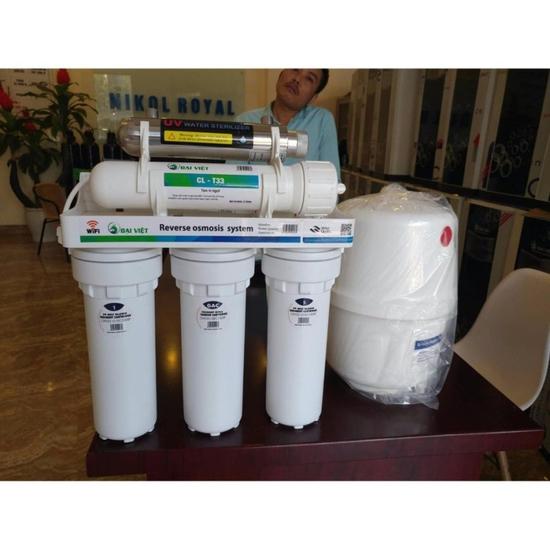 Máy lọc nước RO Đại Việt (có đèn UV)