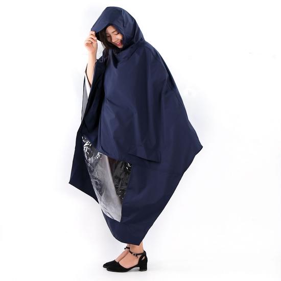 Áo mưa đơn siêu nhẹ Tumi