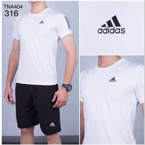 Xả bộ thể thao adidas nam