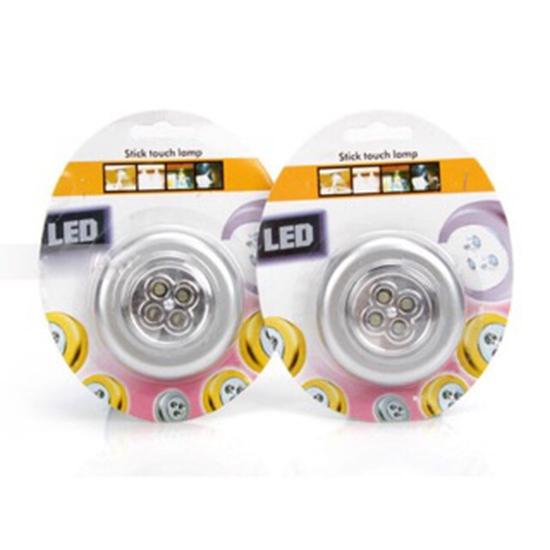 Combo 3 đèn led dán tường 4 bóng
