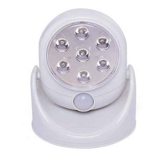 Bộ 2 Đèn LED cảm ứng xoay 360 độ dán tường