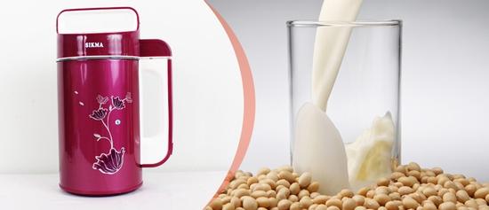 Máy làm sữa đậu nành SIKMA