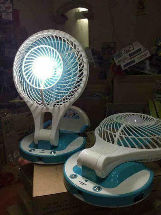 Quạt tích điện miniFan 5580