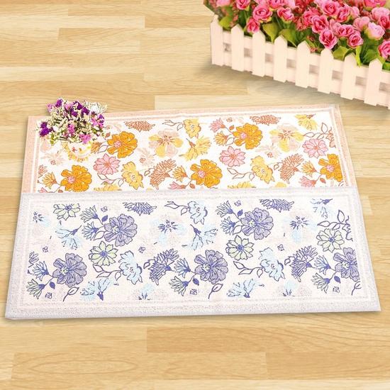 Thảm hoa cotton Carmi cao cấp (40 x 120cm)