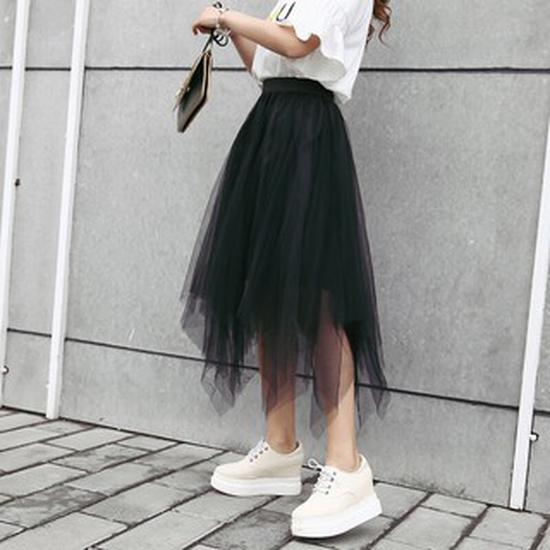 Chân váy TUTU tua nhọn thời trang