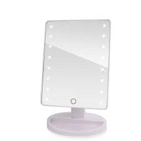 Gương trang điểm đèn led 16 bóng