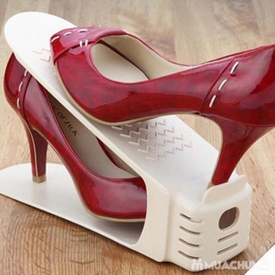 Combo 10 Kệ Giày Rút Gọn