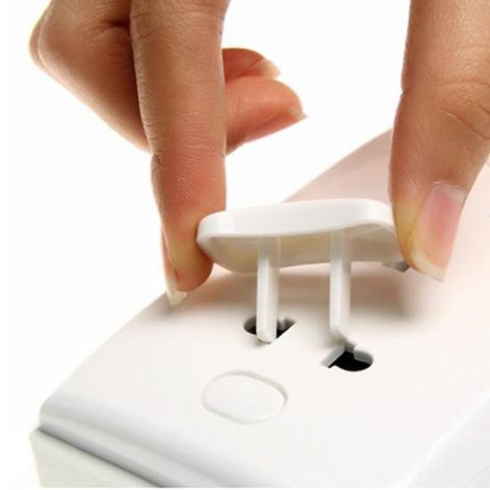 20 nút bịt ổ điện - An toàn cho cả gia đình