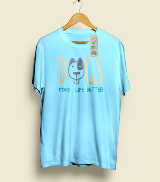 Aos thun nam Dog lover – 11