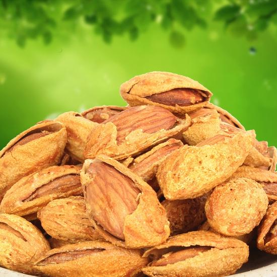 cb 2 Gói 450g hạt hạnh nhân thơm, bùi Thảo Nguyên