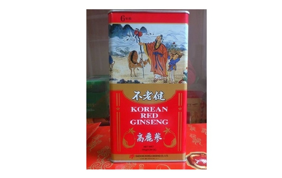 Sâm cao ly Hàn Quốc 6 năm tuổi 150gr