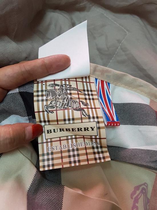 Chăn hè Burberry siêu hot 2018