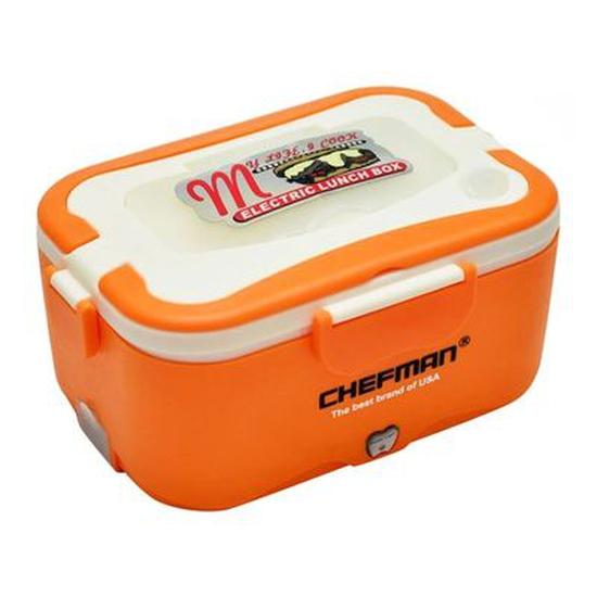 Hộp hâm nóng cơm Chefman CM-112I (Cam)