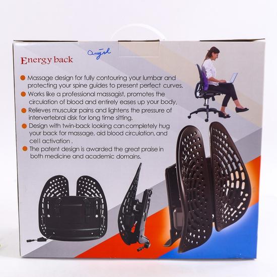 Tựa lưng massage thông minh Soho cho dân văn phòng - chương trình đến 30/6