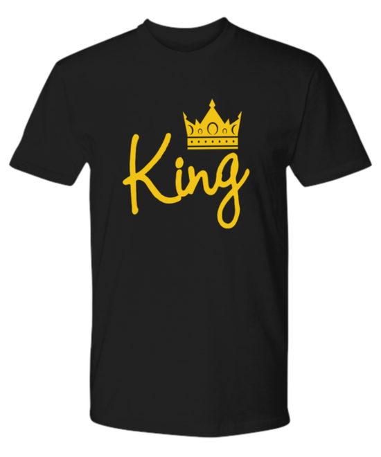 KING AND QUEEN – Áo đôi