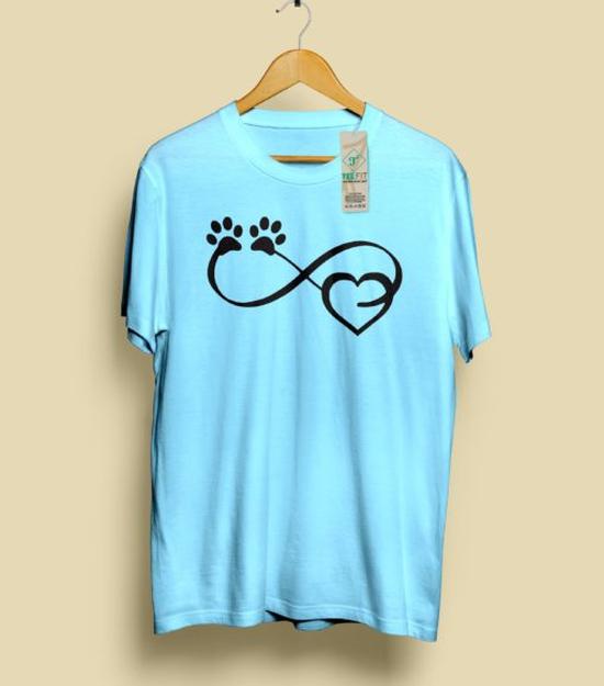 Aos thun nữ Dog lover 2
