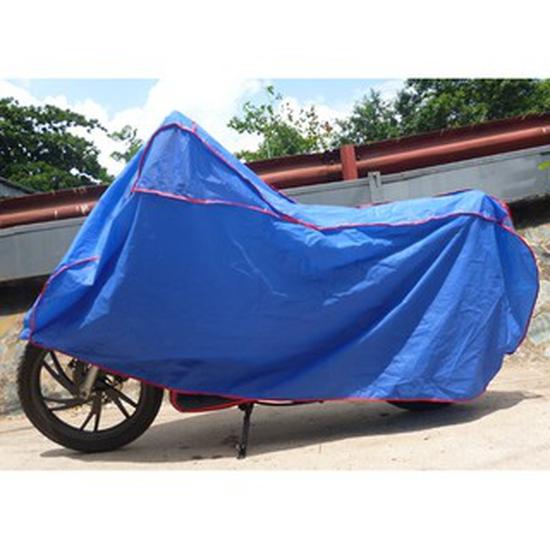 Bạt phủ xe máy chống nắng, chống mưa
