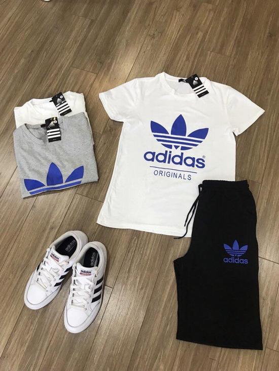 Bộ nam Adida ( Đặt hàng ghi lại sz và màu giúp em)