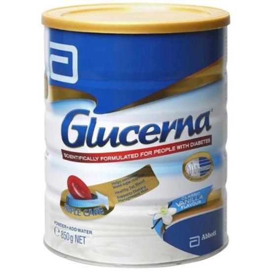 Sữa Bột Cho Người Tiểu Đường Glucerna 850g/Hộp Úc Sale 1/6-30/6
