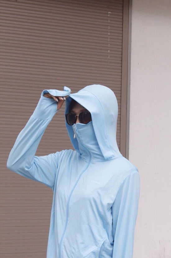 Áo chống nắng thông hơi siêu Hot Lend Sead chống tia UV