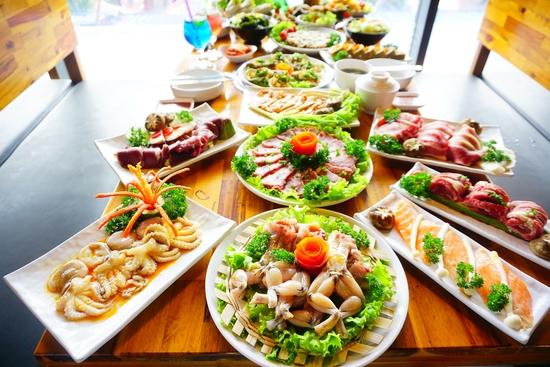 Buffet nướng & lẩu Tengcho Hàn Quốc - Menu 198k