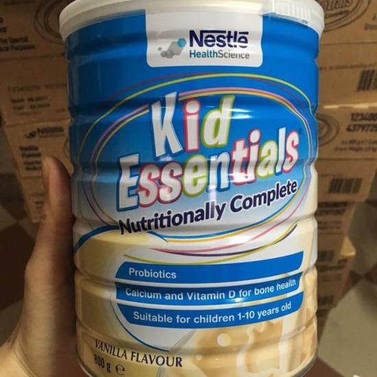 Sữa Bột Kid Essentials 800g/Hộp Úc