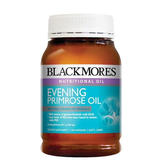 Evening Primrose Oil Omega 6( Tinh dầu hoa anh thảo)