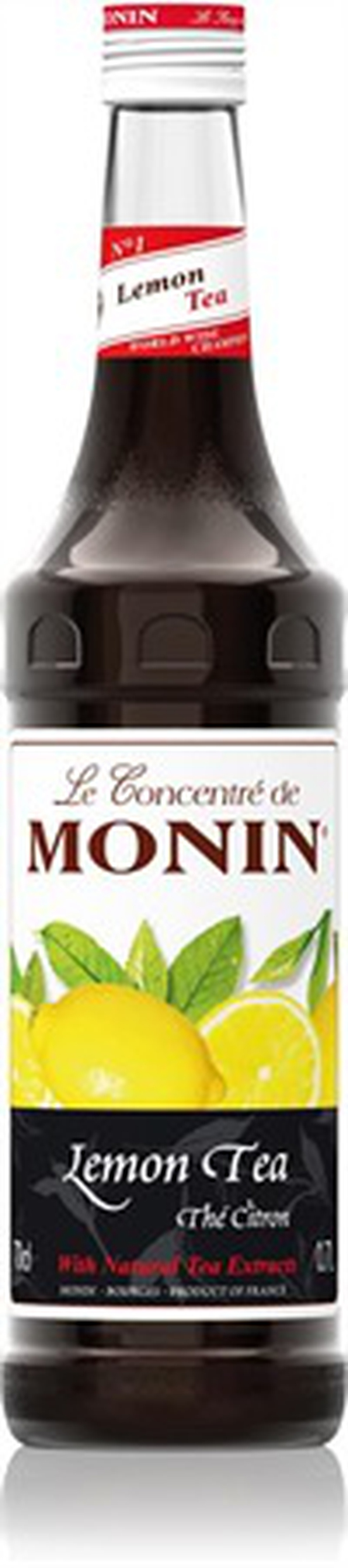 Sirô Trà Chanh (Lemon Tea) hiệu Monin-chai 700ml