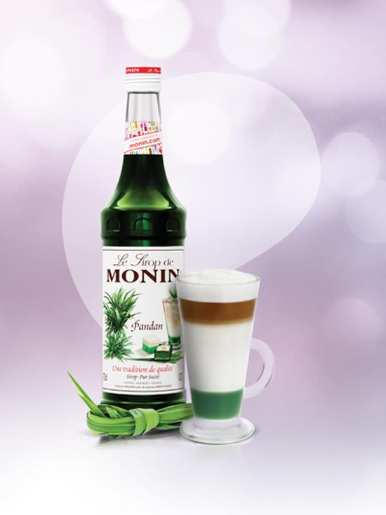 Siro vị trà Ceylon (Ceylon Tea) hiệu Monin 700ml