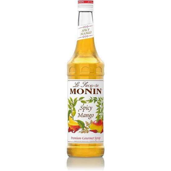 Sirô Xoài Cay (Spicy Mango) hiệu Monin-chai 700ml