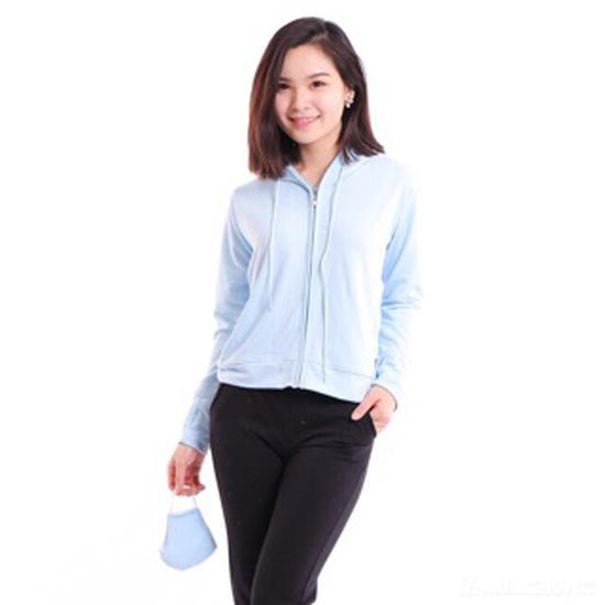 Áo chống nắng kèm khẩu trang cotton