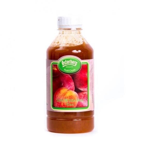 sinh tố đào Osterberg Sinh tố Osterberg đào Peach – 1L