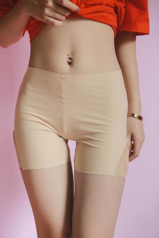 Combo 2 chiếc quần đúc phối ren mặc trong váy
