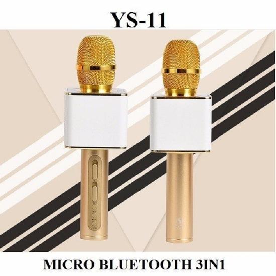 Micro kèm Loa Bluetooth YS11 cao cấp