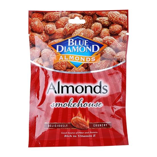 COMBO 3 gói Hạnh nhân xông khói Blue Diamond 3*30g