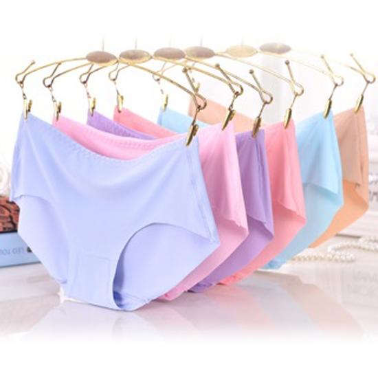 Set 5 quần lót thun lạnh siêu nhẹ mát
